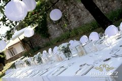 Anniken  and Tore's Wedding in Bagnatica, Lombardia, Italy