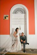 Lucille and Anthony's Wedding in El Morro, Puerto Rico