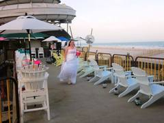 Kimberly and Tyrone's Wedding in Wildwood, NJ, USA