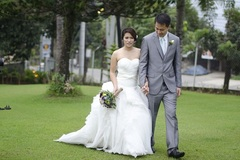 Lovely and Davijon's Wedding in Cagayan de Oro City, Philippines