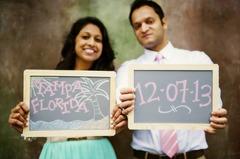 Pavana and Rohit's Wedding in Sunset Beach, FL, USA