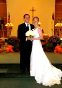 Our Wedding in Moline, IL, USA