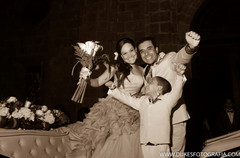 Brenda and Ivan's Wedding in Cartagena, Bolivar, Colombia
