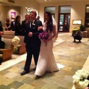 Spring Wedding In December in Spring, TX, USA