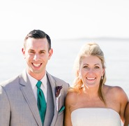 Our Wedding in Petoskey, MI, USA