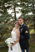 Beacon Hill Golf Club And Banquet Center Wedding In August in West Bloomfield, MI, USA