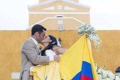 Luisa and Lenny's Wedding in Cartagena, Bolivar, Colombia