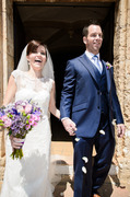 Catherine and Roy's Wedding in Sitges, Spain