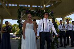 Erika and Blake's Wedding in Delavan, WI, USA