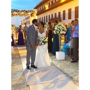 Merlin and Modesto's Wedding in Cartagena, Bolivar, Colombia