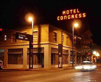 Hotel Congress - Reception Sites, Ceremony Sites, Restaurants, Hotels/Accommodations - 311 E Congress St, Tucson, AZ, United States