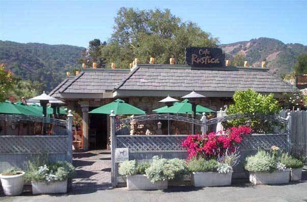 La Honda California Restaurants