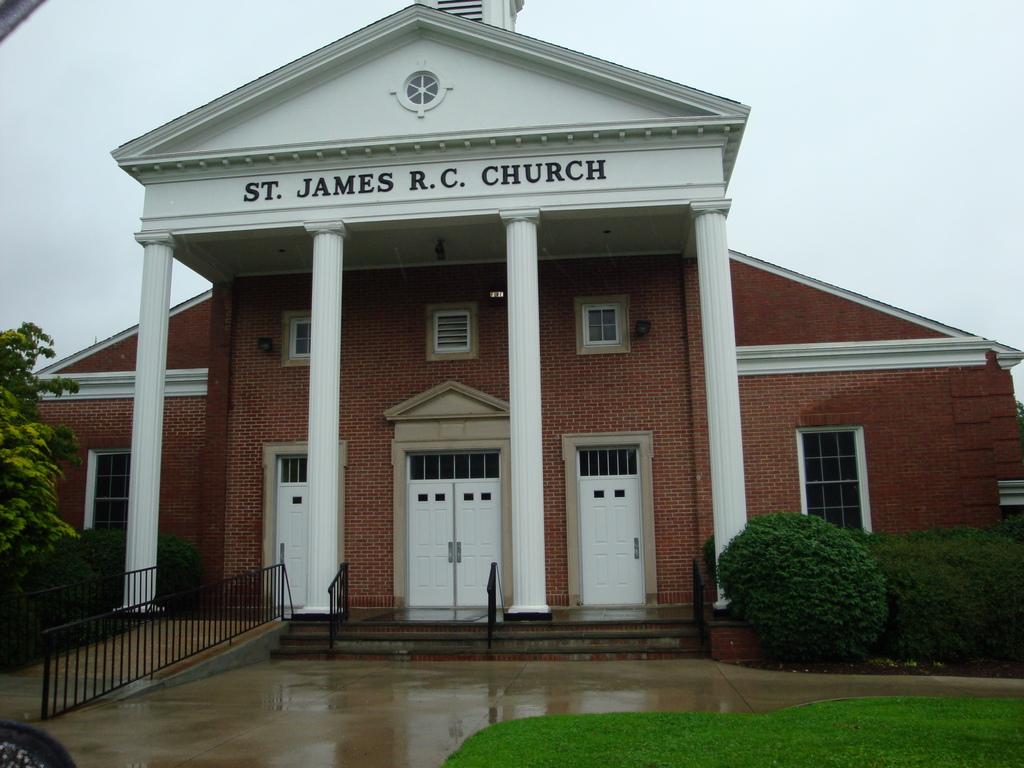 Saint James RC Church | Wedding Venues & Vendors | Wedding Mapper