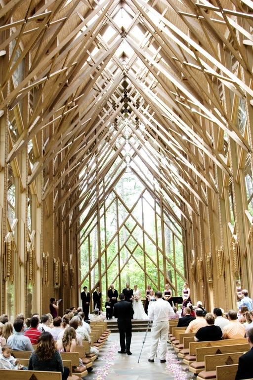 Hot Springs Wedding Chapel