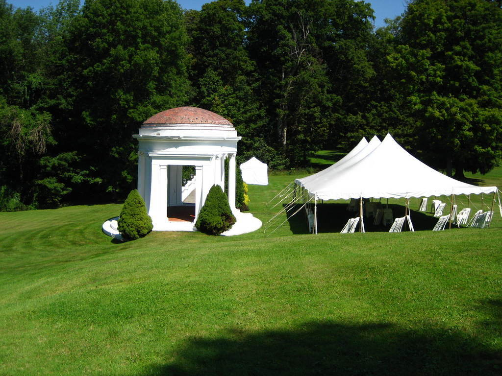 Gazebo Wedding Invitations: Photos From Hillcrest Gazebo On Onota Lake