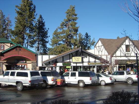 Big Bear Lake Village Restaurants