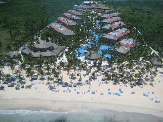 Images And Places Pictures And Info Dreams Punta Cana Resort Map