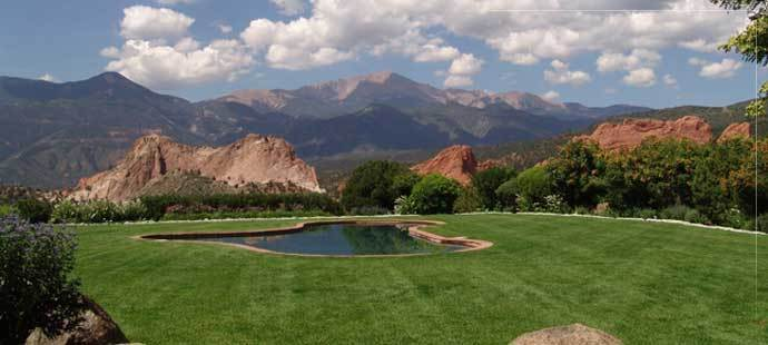 The Lodge At Garden Of The Gods Club Wedding Venues