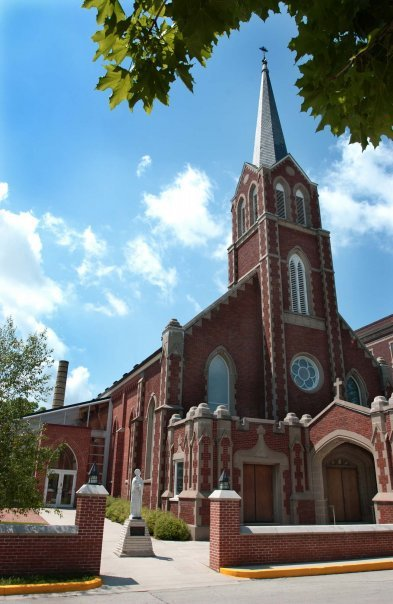 Old St. Josephs's Church - Ceremony Sites - 100 Grant St, De Pere, WI, 54115