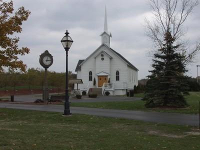 Little Wedding Chapel At Heritage Park Wedding Venues