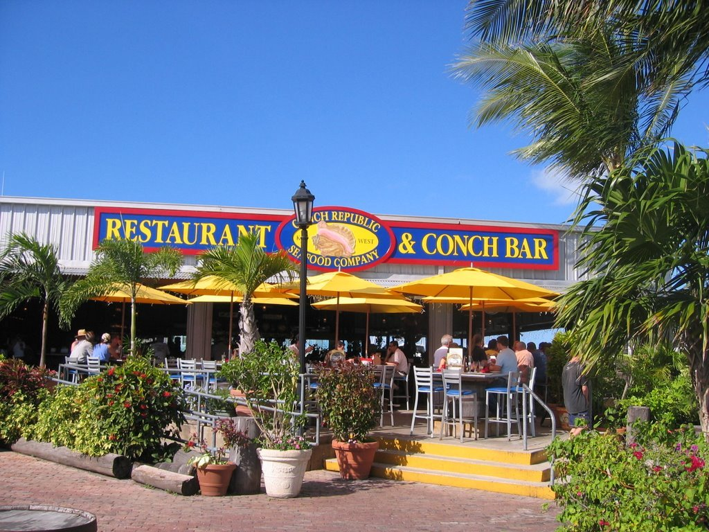 Welcome Celebration Conch Republic Seafood Restaurant