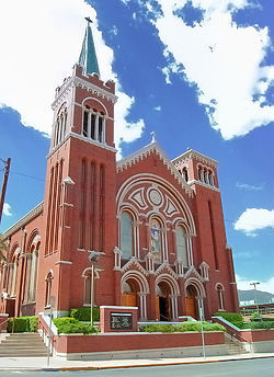 St. Patrick Cathedral - Ceremony Sites - 1118 N Mesa St, El Paso, TX, 79902