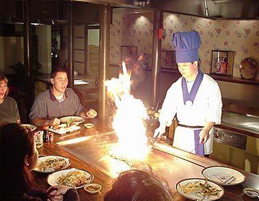 Japanese Kitchen Restaurant Fresno Ca