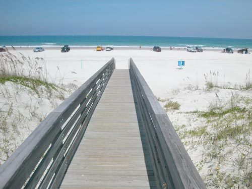 Beaches Ponce Inlet Fl Usa Wedding Mapper