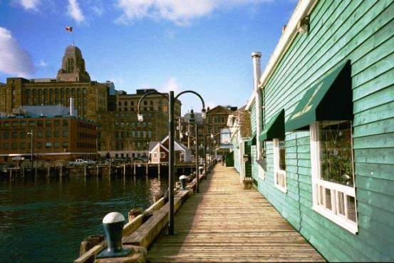 Economy Shoe Shop Halifax Brunch