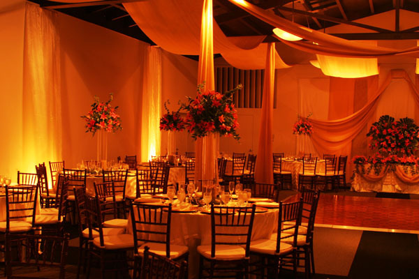 Wedding Ceremony & Reception In Coral Gables, FL, USA