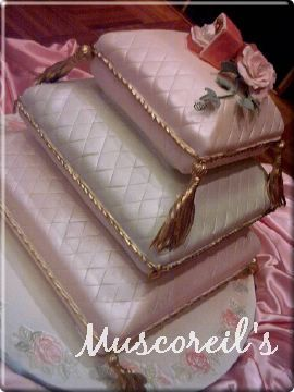 Muscoreils Wedding Cakes