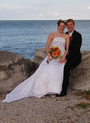 Amy and Tyler's Wedding in Marblehead, OH, USA