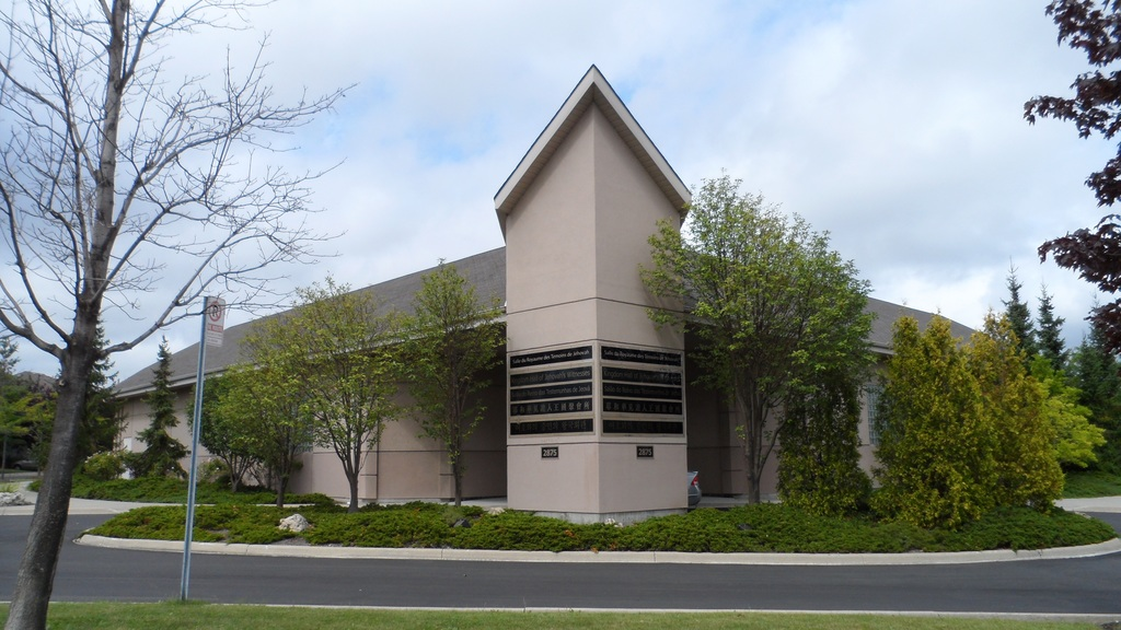 Kingdom Hall Of Jehovah's Witnesses - Ceremony Sites - 2875 Thomas St, Mississauga, ON, L5M 5T7