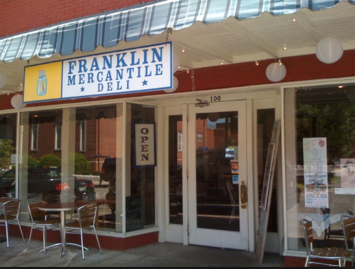 Franklin Mercantile Deli - Restaurants - 100 4th Ave N, Franklin, TN, 37064, US