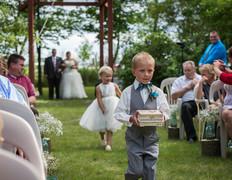 Stephanie and John's Wedding in Moorhead, MN, USA