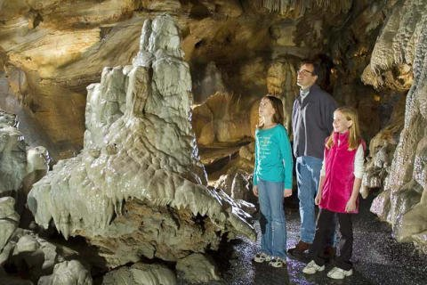 Indian Echo Caverns - Attractions/Entertainment - 368 Middletown Rd, Hummelstown, PA, 17036, US
