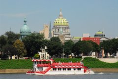 Pride of the Susquehanna Riverboat - Rehearsal Dinner & Riverboat - 11 Championship Way, Harrisburg, PA, 17101