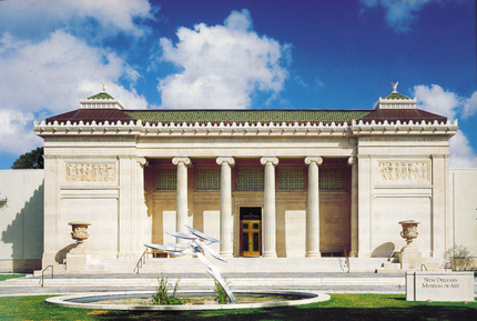 New Orleans Museum Of Art - Reception Sites, Attractions/Entertainment - 1 Collins Diboll Cir, Orleans Parish, LA, 70124, US