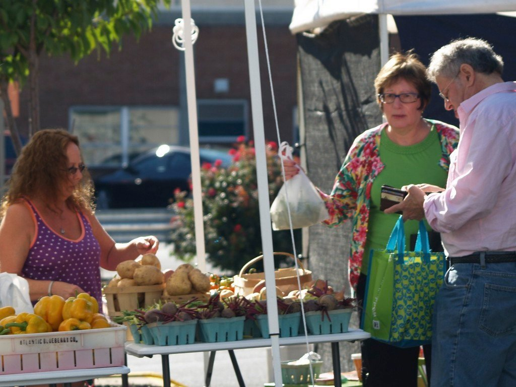 The Farmer's Market On 4th - Shopping - 400 Bridge St, 4th Street, New Cumberland, PA, 17070, US