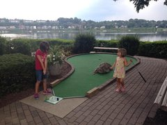 Water Golf On City Island - Things To Do in the Area - 600 Riverside Dr, Harrisburg, PA, 17101, US