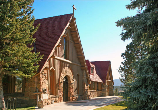 Our Lady Of The Mountains Church - Ceremony Sites, Ceremony & Reception - 920 Big Thompson Ave, Estes Park, CO, 80517, US