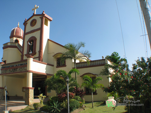 San Vicente Ferrer Parish - Ceremony Sites - Laguna, Calabarzon, PH