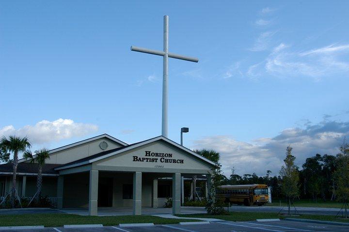 Horizon Baptist Church - Ceremony Sites - 12965 Orange Blvd., West Palm Beach, Florida, 33412