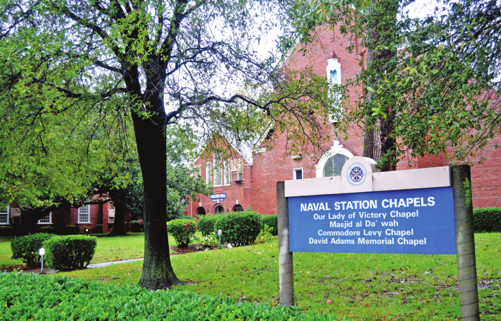 David Adams Memorial Chapel - Ceremony Sites - 1530 Gilbert St, Norfolk, VA, 23511, US