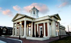 Christopher Newport University Chapel - Ceremony Sites -