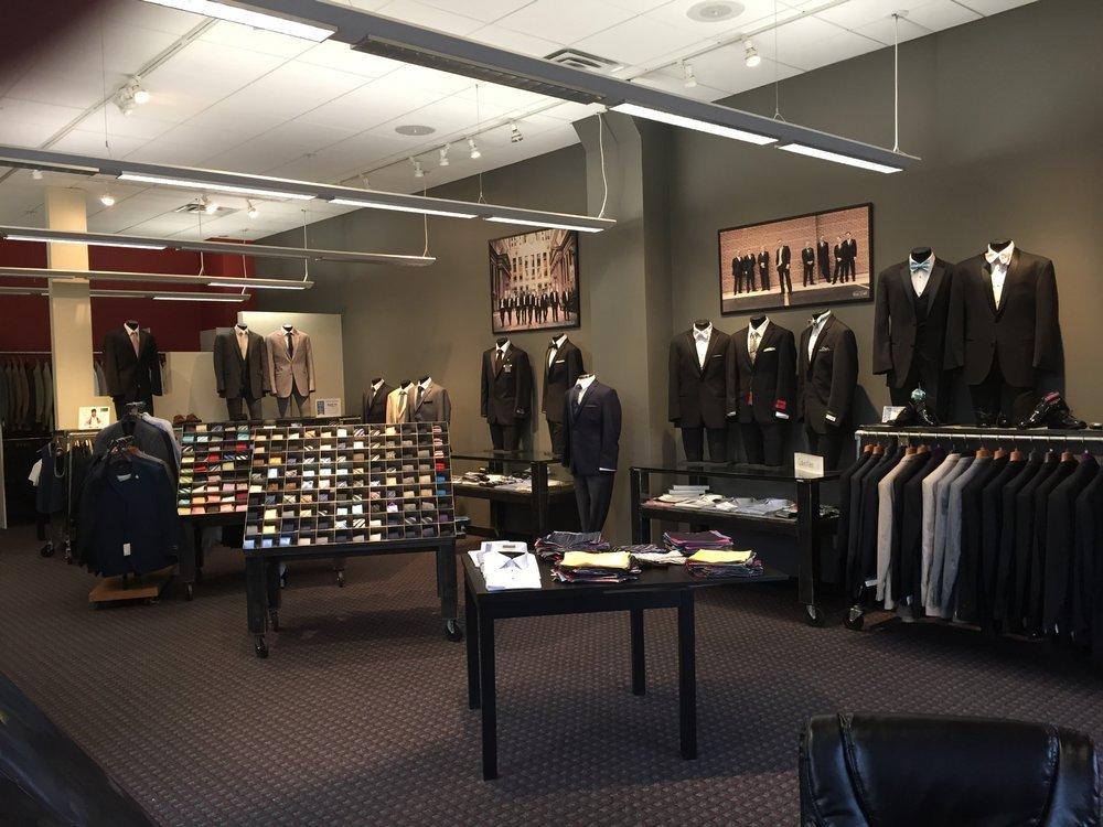 Black Tie Formalwear - Tuxedos -