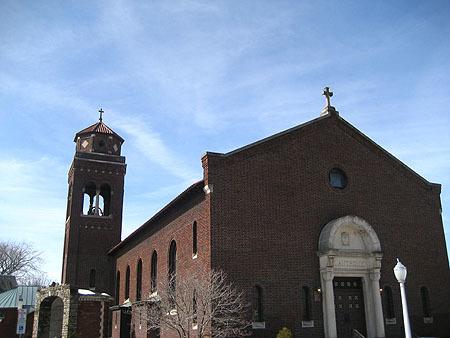 St Anthony's Church - Ceremony Sites - 331 Seward Pl, Schenectady, NY, 12305, US