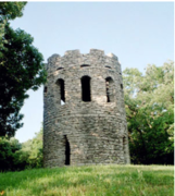 Clark Tower - Local Attraction - Winterset, IA, United States
