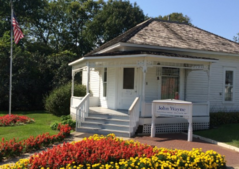 John Wayne Birthplace Museum - Local Attraction - 205 John Wayne Dr, Winterset, IA, 50273, US