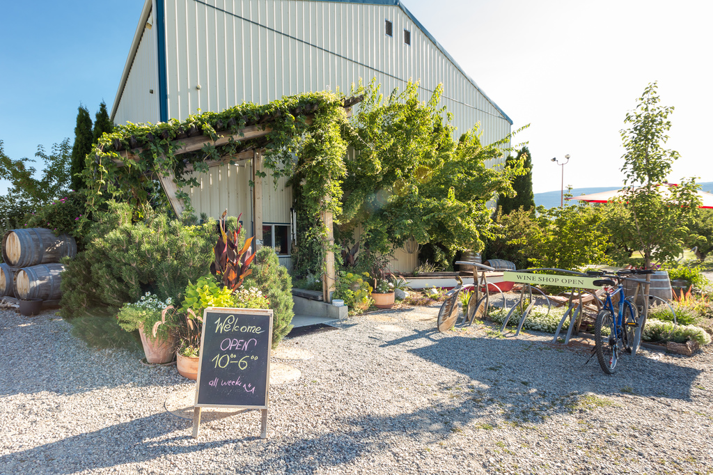 8th Generation Vineyard - Attractions/Entertainment - 6807 BC-97, Summerland, BC, V0H 1Z9, CA